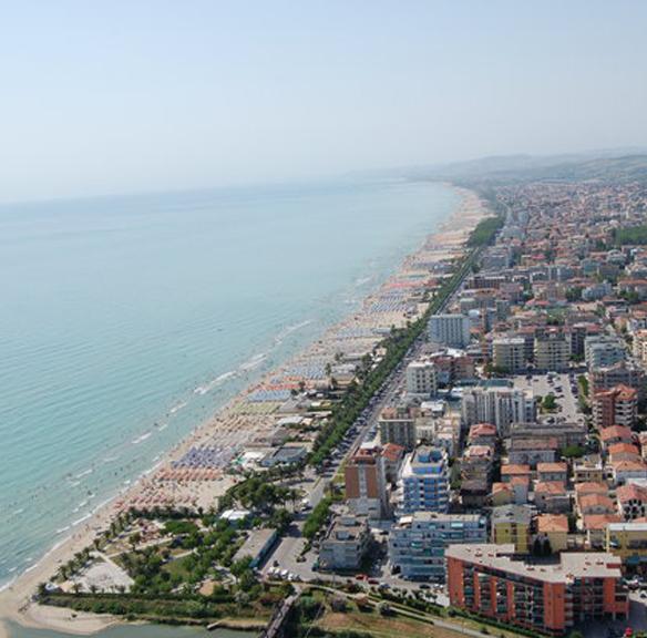 Alba Adriatica spiaggia d'argento
