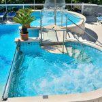 Piscina Hotel King Alba Adriatica