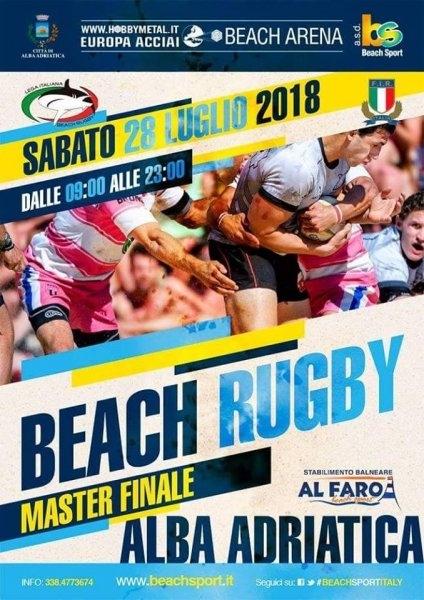 Beach rugby Alba Adriatica