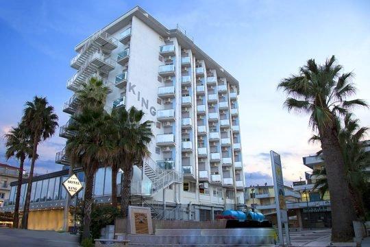 Frontview Hotel Alba Adriatica